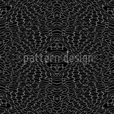Abstrakte Oberfläche Nahtloses Vektormuster