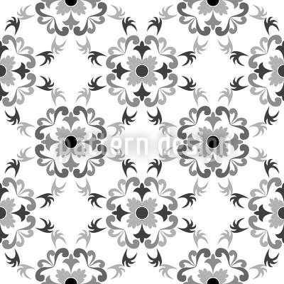Florial Muster Design
