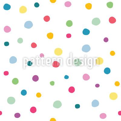 Sweet Confetti Seamless Vector Pattern Design