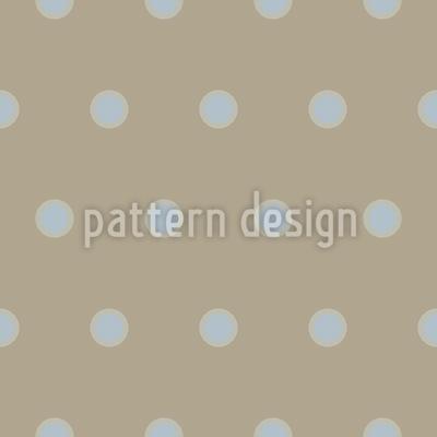 Round Frames Seamless Vector Pattern Design