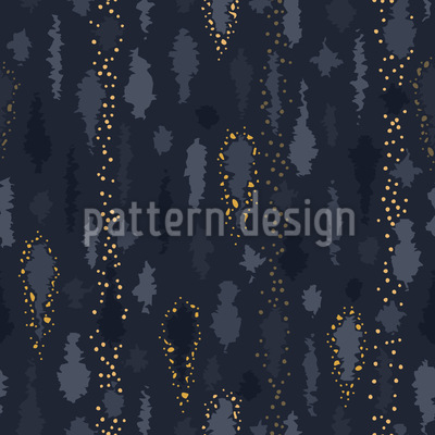 Spotted Grunge Motifs Seamless Vector Pattern Design