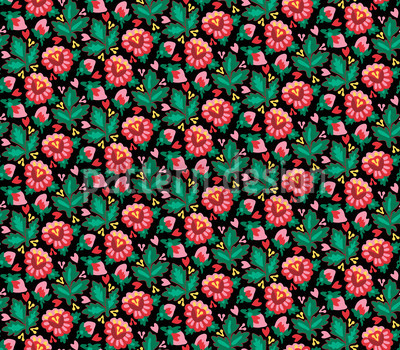 Philanderer Seamless Pattern