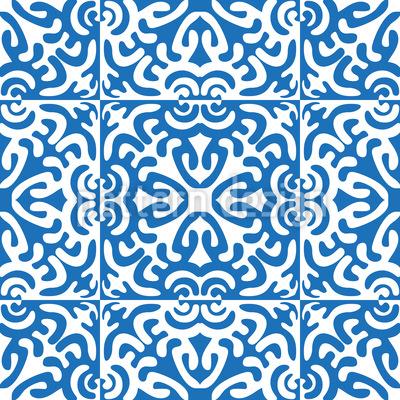 Design vetorial sem costura29465 Design de padrão vetorial sem costura