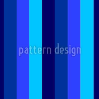 Vertical Stripes Seamless Vector Pattern Design