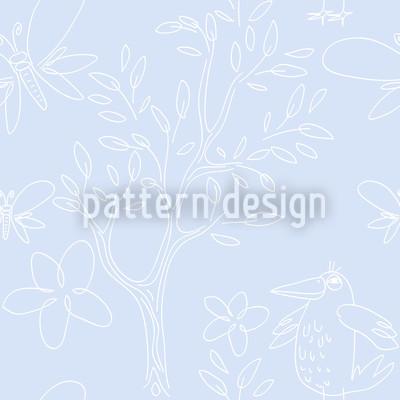 Cristal ingenuo Estampado Vectorial Sin Costura