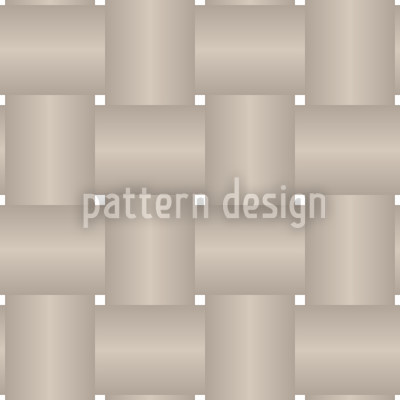 Intertwined Brown Pattern Design