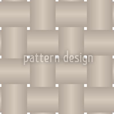 Verflochten Braun Muster Design