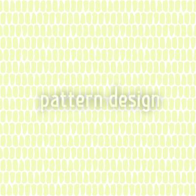 Scale Skin Yellow Pattern Design