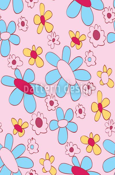 Rose Marie Pattern Design