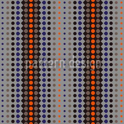 Wave Modern Vektor Muster