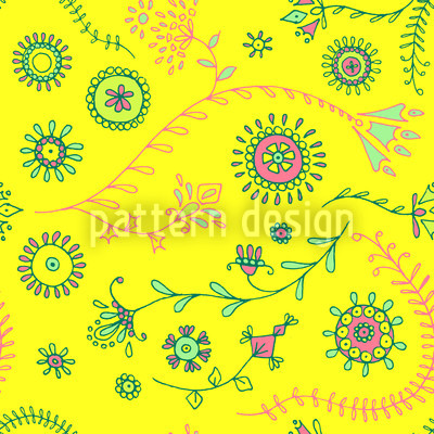 Yellow Mellow Vector Design