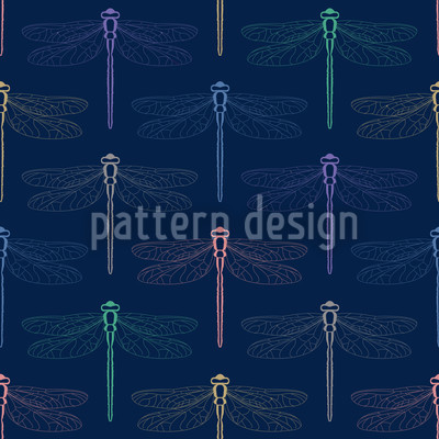 Libella Blue Design Pattern