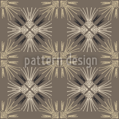 Theodore II Seamless Vector Pattern Design