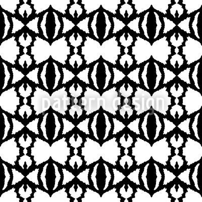 Afro Logisch Muster Design