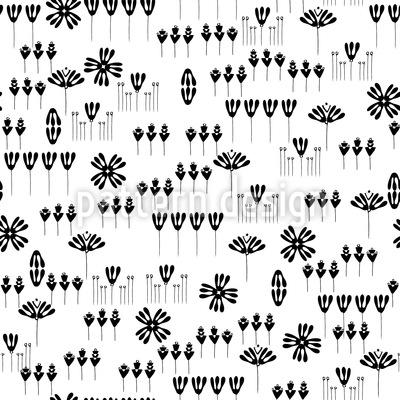 Pizzicato Flor disegni vettoriali senza cuciture