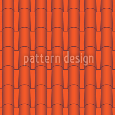 Hot Roof Repeat Pattern