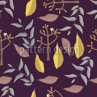 Gold Und Silber Vektor Muster