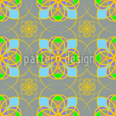 Little Luck Vector Pattern