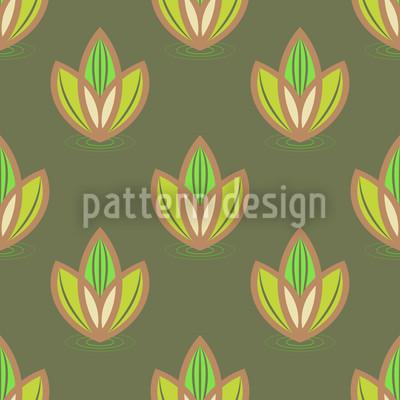 Kleiner Lotus Vektor Design