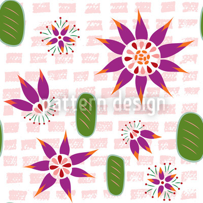 Dolores Seamless Vector Pattern Design