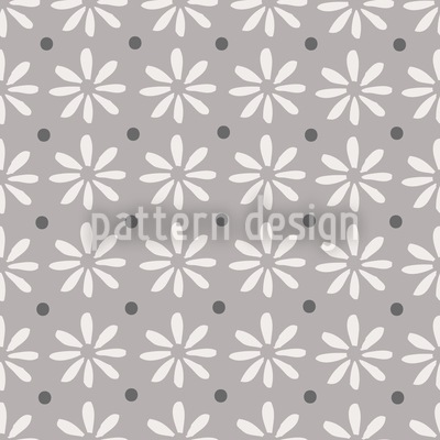 Miss Daisy Repeat Pattern