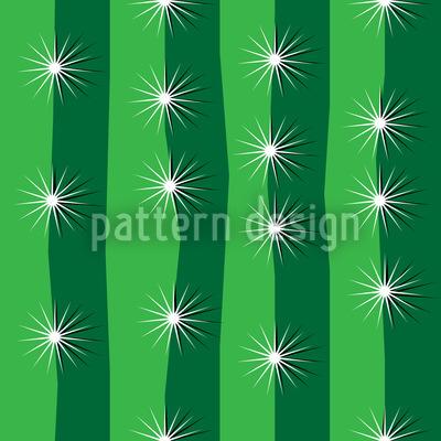 Mein Grüner Kaktus Designmuster