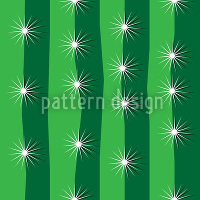 My Green Cactus Design Pattern