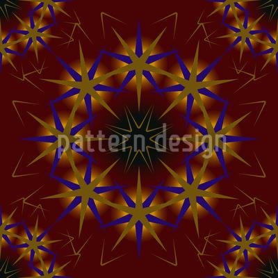 Galacta Muster Design