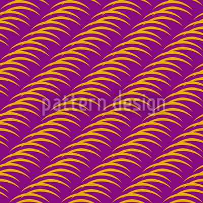 Goldene Wellen Designmuster