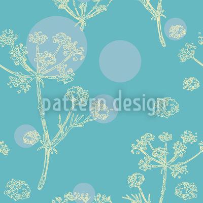 Blütendolde Muster Design