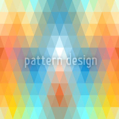 Discomania Pastel Seamless Vector Pattern Design