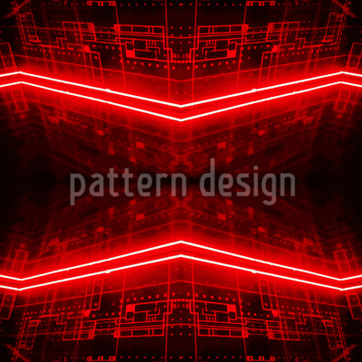 Ars Electronica Seamless Vector Pattern