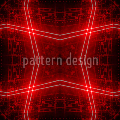 Ars Electronica II Vector Pattern