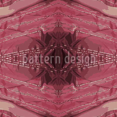 Red Ruby Seamless Vector Pattern