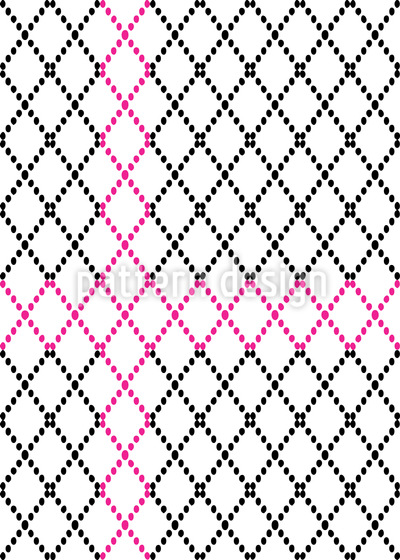 Criss Crosses Vector Design