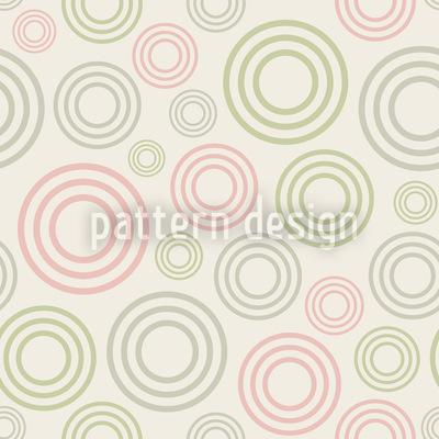 Soft Drops Powder Seamless Vector Pattern Design