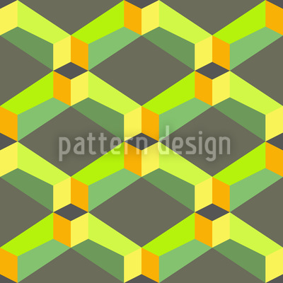 Impossible Seamless Vector Pattern Design