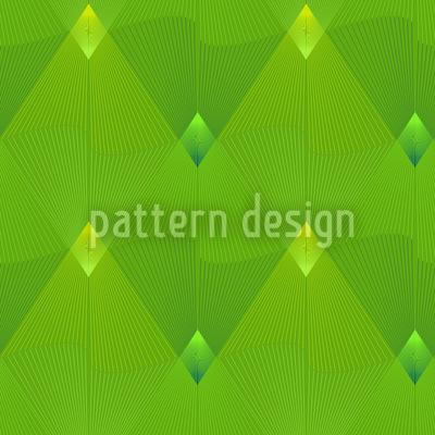 Grüne Laternen Vektor Muster