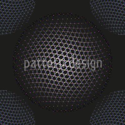 Weltraumkugeln Designmuster
