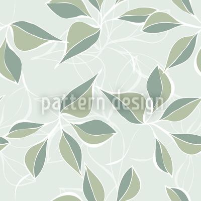 Pastell Grün Muster Design