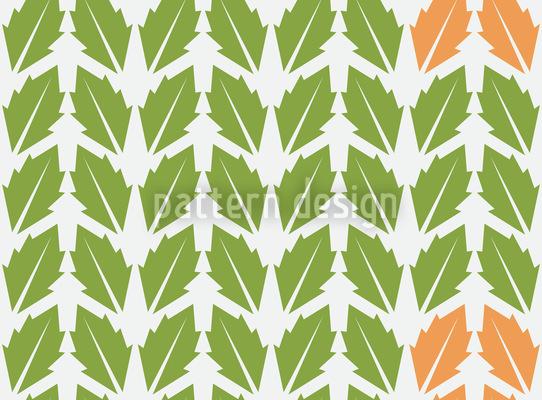 Geordnete Blätter Rapport