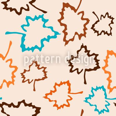 Naturo Pale Pink Seamless Pattern