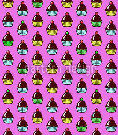 Cupcakes Designmuster