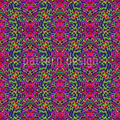 Batik Design Pattern