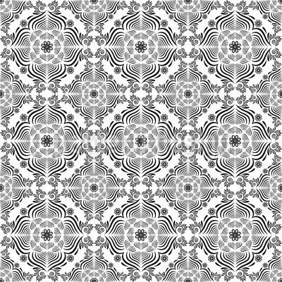 Hypnotic Repeat Pattern