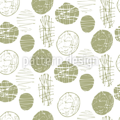 Green Light Repeating Pattern