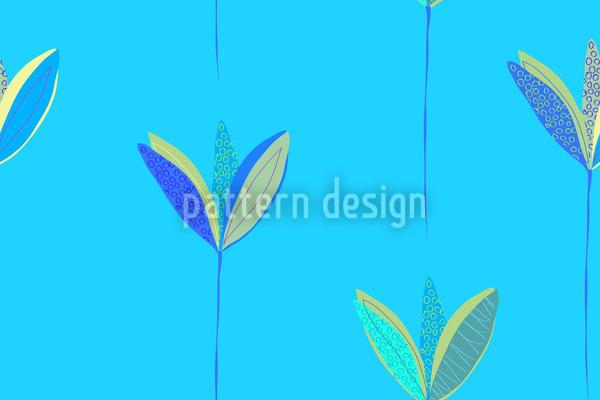 Blumenregen Vektor Design