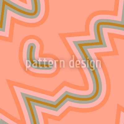 Pastell Pop Nahtloses Vektor Muster