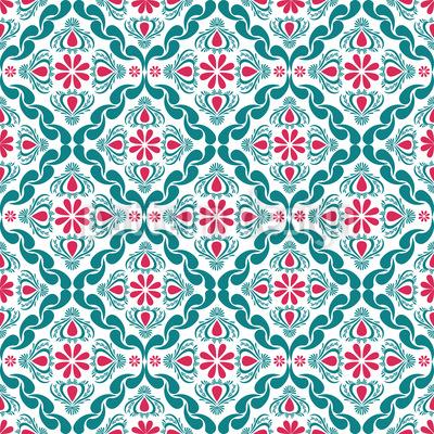 Floralis Muster Design