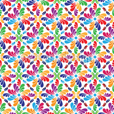 Colorama Pattern Design